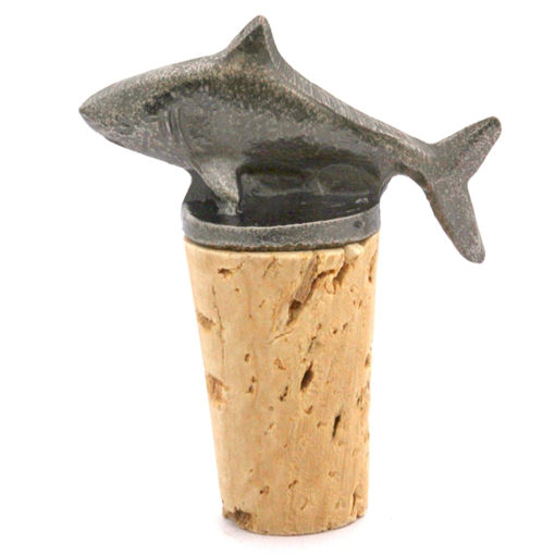 Picture of Bottle Stopper - Shark