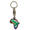 Picture of Key Ring - SA Flag (Big 5 / Rhino)