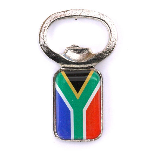 Picture of Bottle Opener - SA Flag (Magnetic)