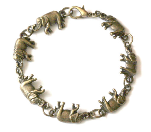 Picture of Bracelet - Metal (Elephant Walk)