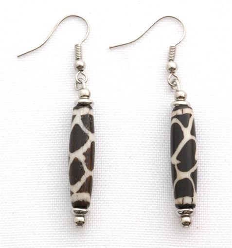 Picture of Earrings - Bone