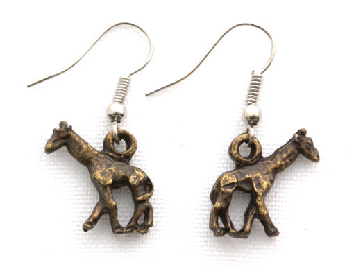Picture of Earrings - Giraffe