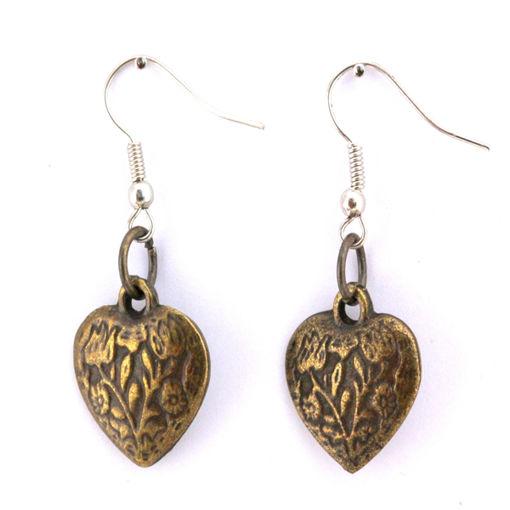 Picture of Earrings - Heart
