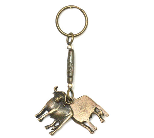 Picture of Key Ring - Double Sided (Buffalo)