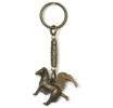 Picture of Key Ring - Double Sided (Zebra)