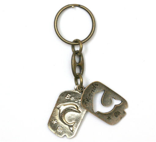 Picture of Key Ring - Single (Dolphin)