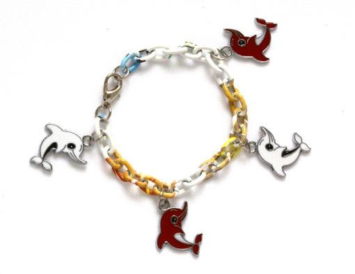 Picture of Children's Bracelet - Dolphin
