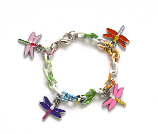 Picture of Children's Bracelet - Dragonfly