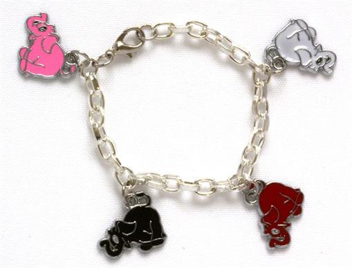 Picture of Children's Bracelet - Elephant