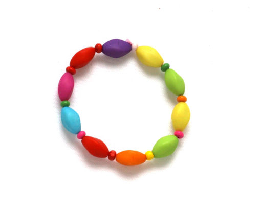 Picture of Children's Bracelet - Oval Bead