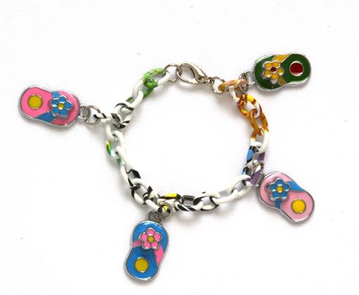 Picture of Children's Bracelet - Flip Flop