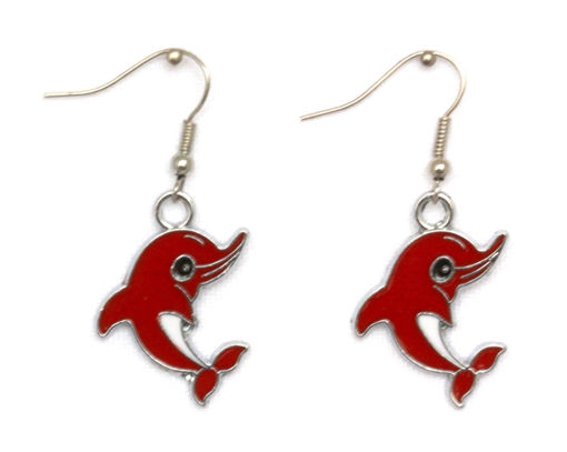 Picture of Children's Earrings - Dolphin