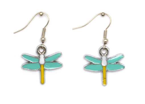 Picture of Children's Earrings - Dragonfly