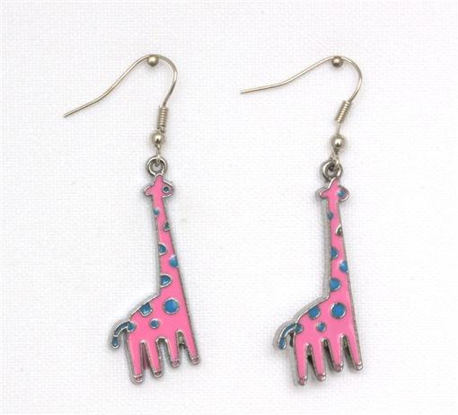 Picture of Children's Earrings - Giraffe
