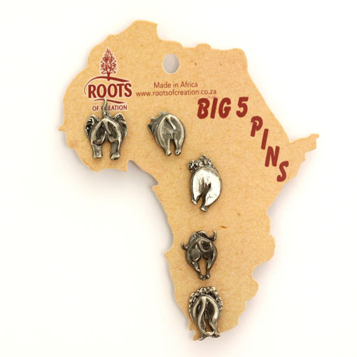 Picture of Lapel Pins - Big 5 (Bums)