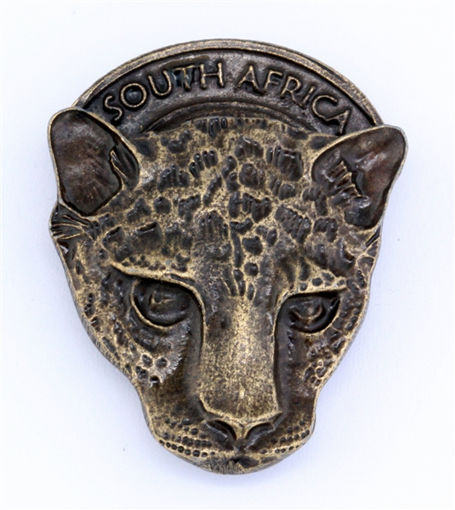 Picture of Magnet - Leopard Head