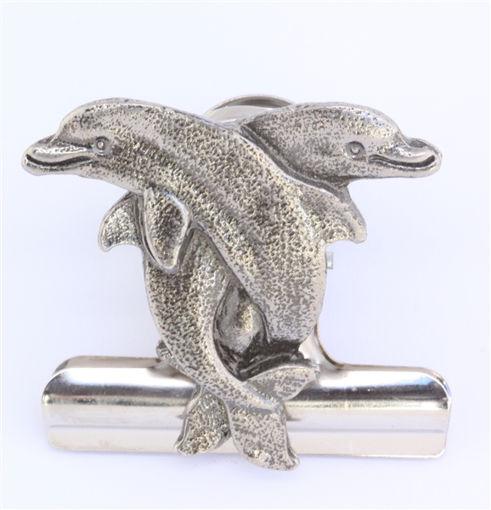 Picture of Bulldog Clip - Dolphin (Magentic)