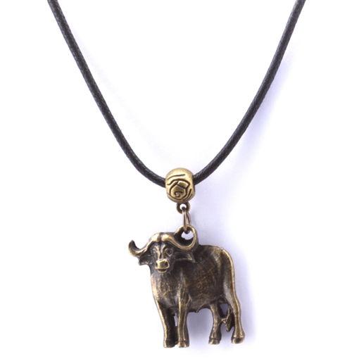 Picture of Choker - Animal Ethnic (Buffalo)
