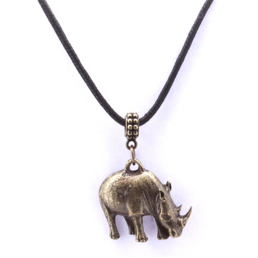 Picture of Choker - Animal Ethnic (Rhino)