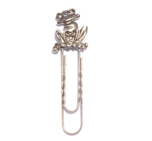 Picture of Paper Clip - Frog (Large)