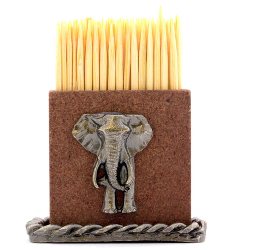Picture of Table Toothpick Holder - Elephant