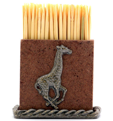 Picture of Table Toothpick Holder - Giraffe
