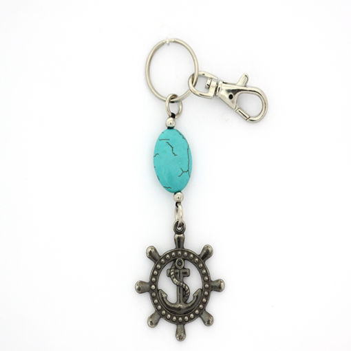 Picture of Key Ring - Local with Clip (Helm)