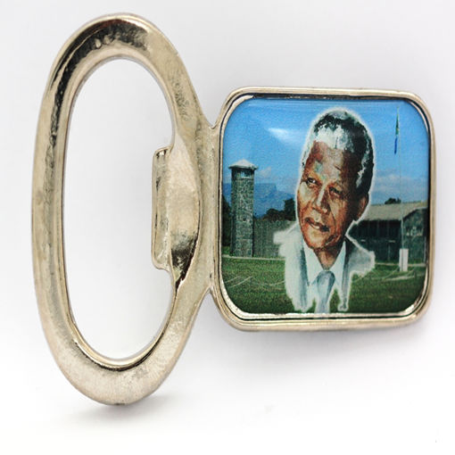 Picture of Bottle Opener - Mandela