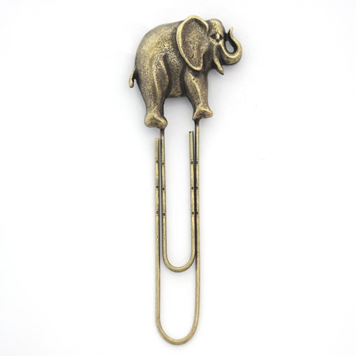 Picture of Paper Clip - Elephant (Large)