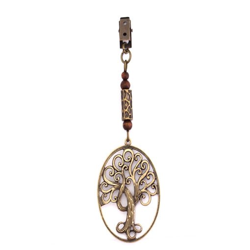 Picture of Tablecloth Weights - Tree of Life (Set of 4)