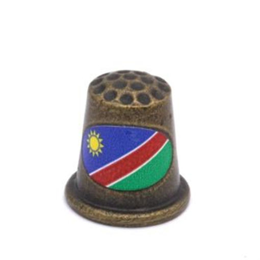 Picture of Thimble - Namibian Flag