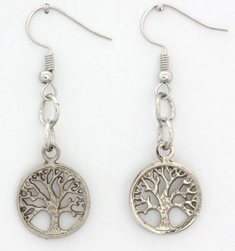 Picture of Earrings - Tree of Life