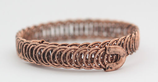 Picture of Bracelet - Metal Slim (Rose Gold Hue)