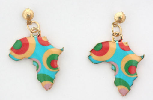 Picture of Earrings - Africa (Assorted Designs)