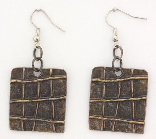 Picture of Earrings - Weave