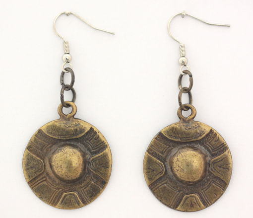 Picture of Earrings - Drum
