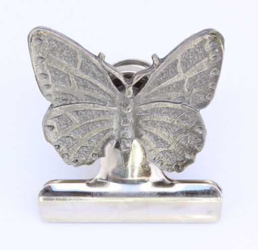 Picture of Bulldog Clip - Butterfly (Magnetic)