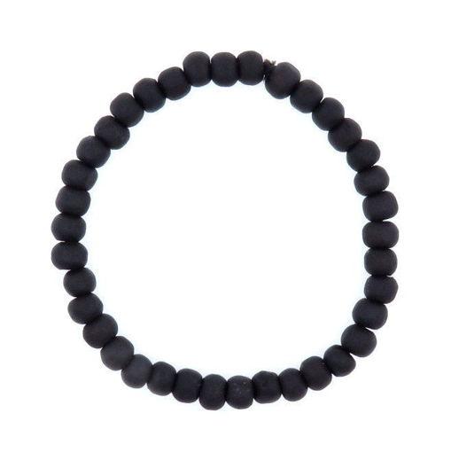 Picture of Bracelet - Wooden (Black)