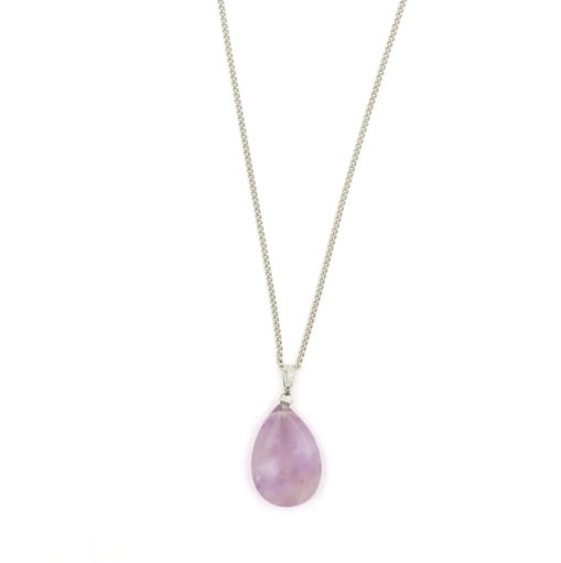 Picture of Choker - Stone on Chain (Amethyst)