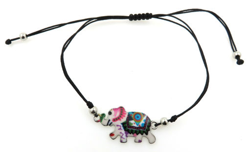 Picture of Bracelet - Enamel (Elephant)