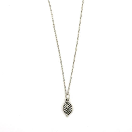 Picture of Choker - Metal (Leaf)