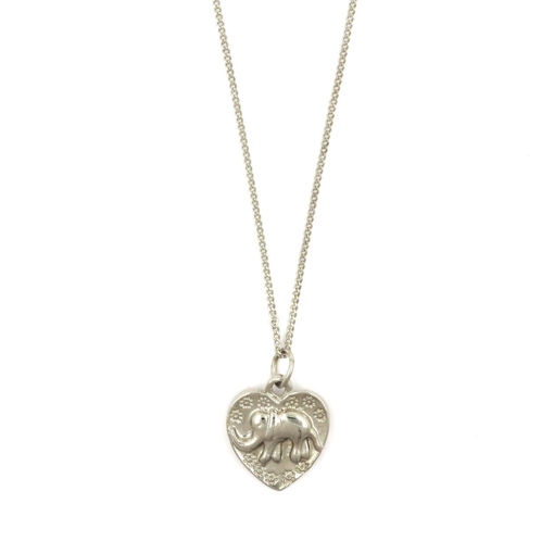 Picture of Choker - Metal (Heart/Elephant)