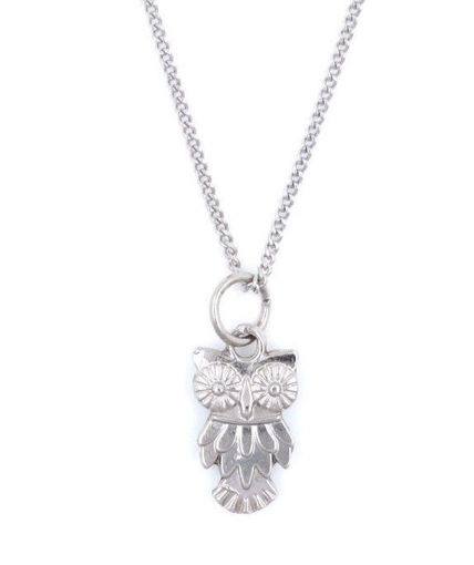 Picture of Choker - Metal (Owl)