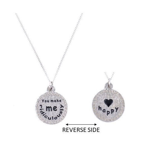 Picture of Choker - Me / Happy on Chain