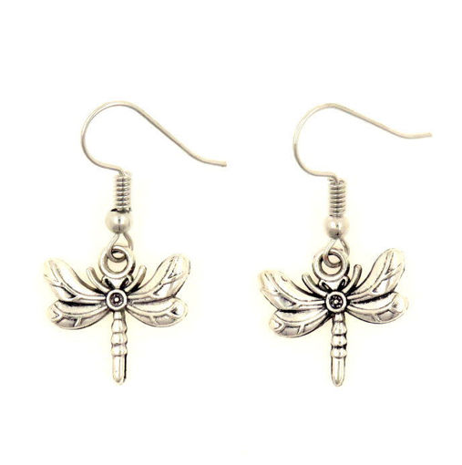 Picture of Earrings - Dragonfly