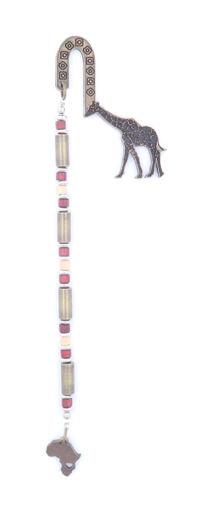 Picture of Bookmark - Giraffe