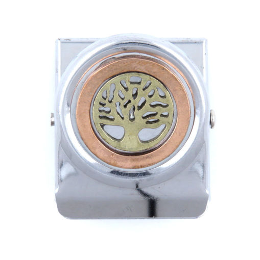 Picture of Bulldog Clip - Tree of Life (Magnetic)
