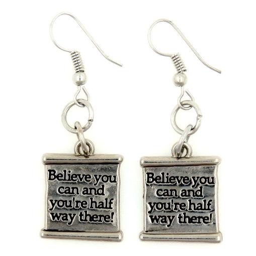 Picture of Earrings - Believe
