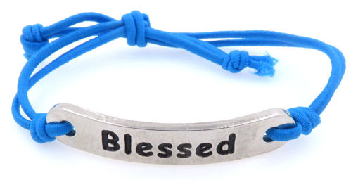 Picture of Bracelet - Blessed (Nickel)