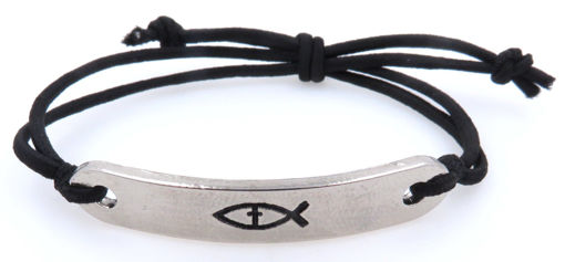 Picture of Bracelet - Fish (Nickel)